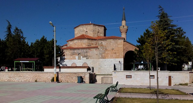 My understanding is that this was originally a Byzantine church by bryandkeith on flickr