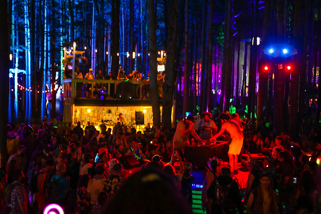 Electric Forest - Honeycomb x Lightship Beatbox