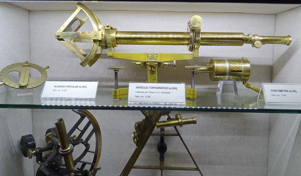 Instrumento de navegacion Museo Naval Madrid 13