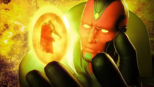 Marvel Ultimate Alliance 3 - Vize Mind Stone