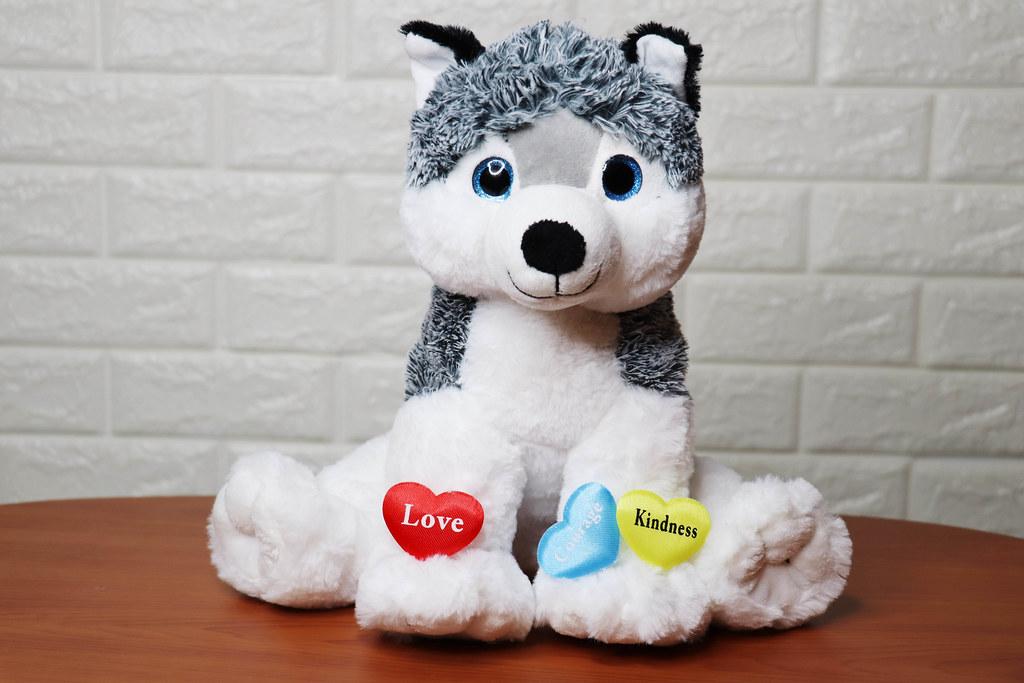 【育兒|玩具】(抽獎)More Than a Bear安撫娃娃|與孩子一起動手做娃娃、陪伴孩子長大的最佳好朋友!|彌月 ...