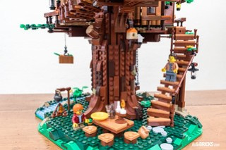 REVIEW LEGO Ideas 21318 Tree House