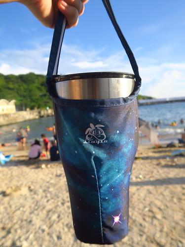 小琉球無塑環保之島:琉行杯、電動車