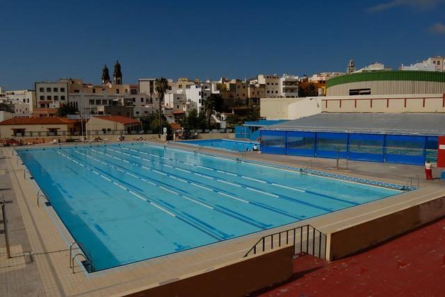 200 nadadores de Gran Canaria participan este sábado en el XXXIX Aniversario del Trofeo de Natación de La Virgen