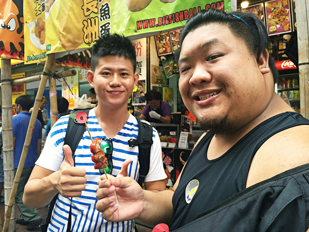 7 Nov 2015: Goldfish Market | Mong Kok, Hong Kong