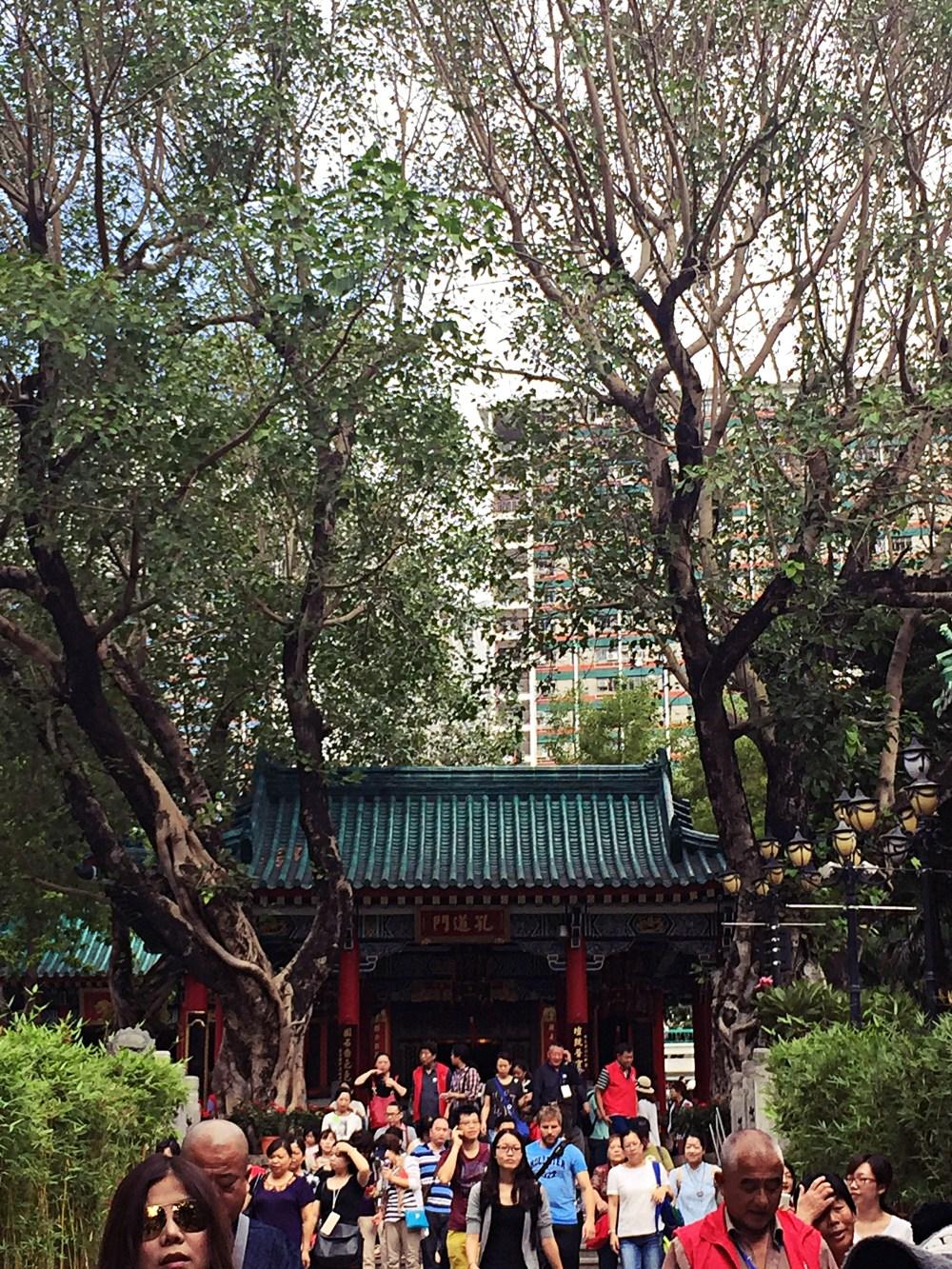 7 Nov 2015: Wong Tai Sin Temple | Chuk Un, Hong Kong