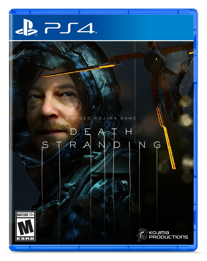 Death Stranding - Box Art
