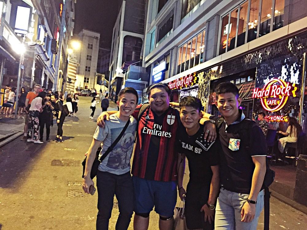8 Nov 2015: Lan Kwai Fong HK | Central, Hong Kong