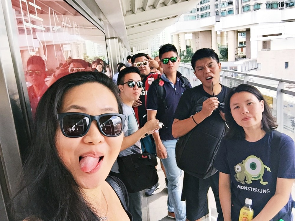 8 Nov 2015: Ngong Ping 360 Cable Car 360 | Lantau Island, Hong Kong