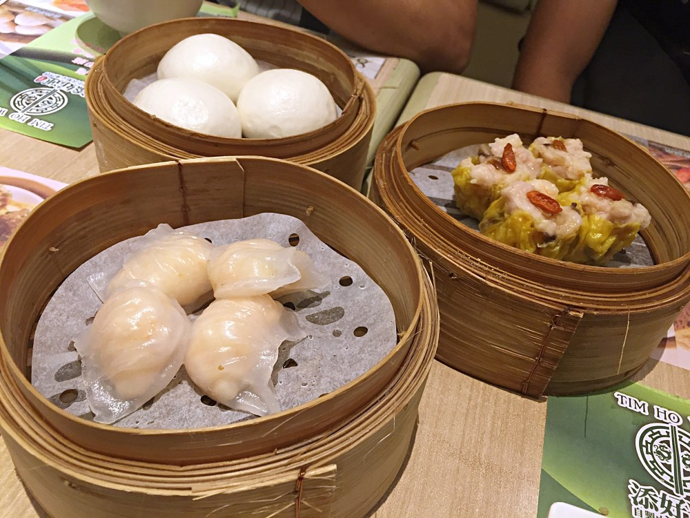 9 November 2015: Dinner @ Tim Ho Wan | Olympian City, Mong Kok, Hong Kong