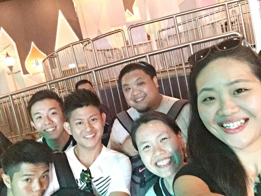 9 November 2015: Fantasyland @ Hong Kong Disneyland | Lantau Island, Hong Kong