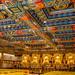 Five Golden Buddhas in Pow Lin Temple - Lentau / Hong Kong