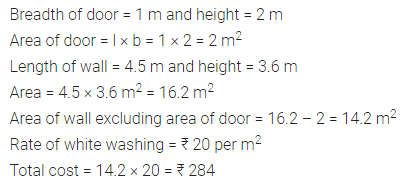 ML Aggarwal Class 7 Solutions for ICSE Maths Chapter 16 Perimeter and Area Ex 16.1 Q8