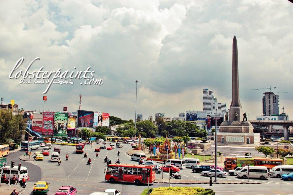 Victory Monument | Bangkok, Thailand