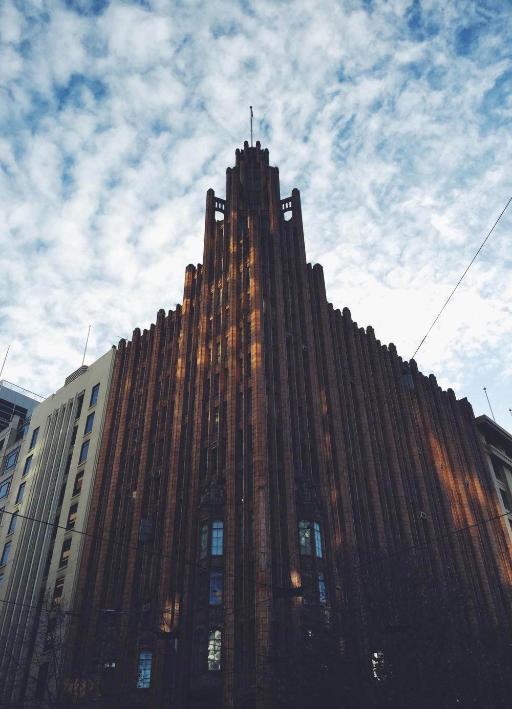 25 June 2016: Manchester Unity Building | Melbourne, Victoria