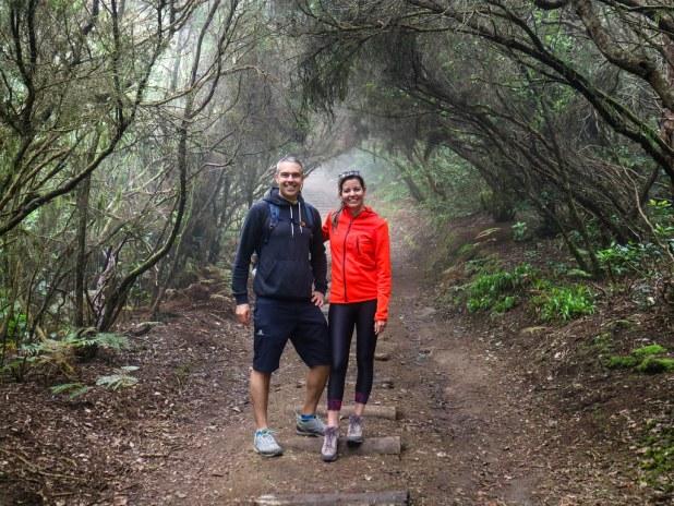 Senderismo, una razón para visitar Tenerife