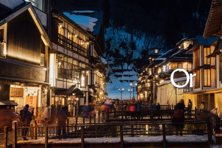 日本東北自由行 銀山溫泉一日遊全攻略:跌入神隱少女的時空、絕美夜景、飽覽雪景的日歸溫泉@交通方式、雪地不自駕也可以輕鬆玩