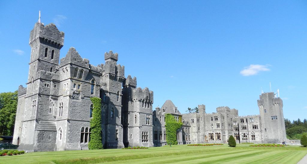 Castillo de Ashford Cong condado de Mayo Republica de Irlanda 05