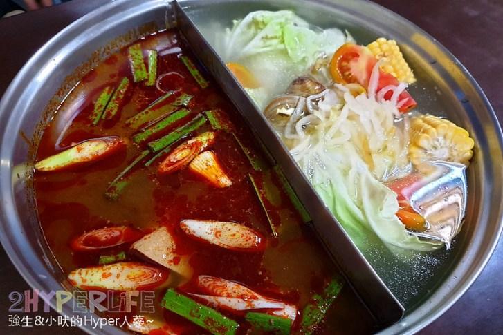 48344807886 0cdde40af5 c - 隱藏在中國醫巷弄裡的嵐田麻辣鴛鴦火鍋 ,有三種湯頭可選擇吃到飽,肉品海鮮選擇多喔~