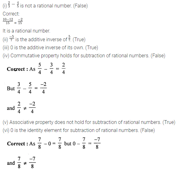 ICSE Understanding Mathematics Class 8 Solutions Chapter 1 Rational Numbers Ex 1.2 Q8
