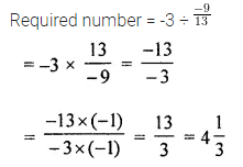 ML Aggarwal Class 8 Solutions for ICSE Maths Chapter 1 Rational Numbers Ex 1.4 Q5