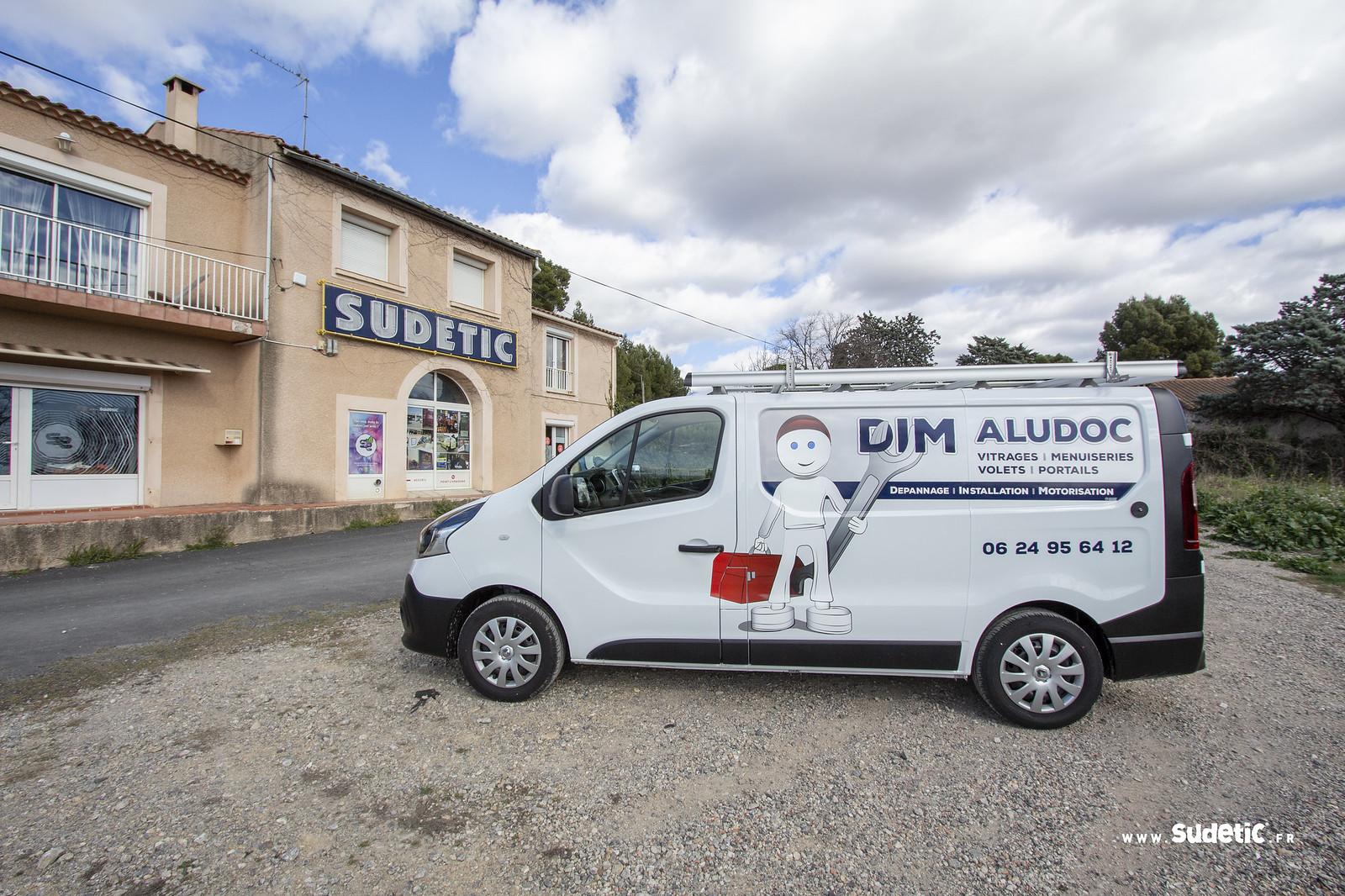 Sudetic Renault Trafic Dim Aludoc-6