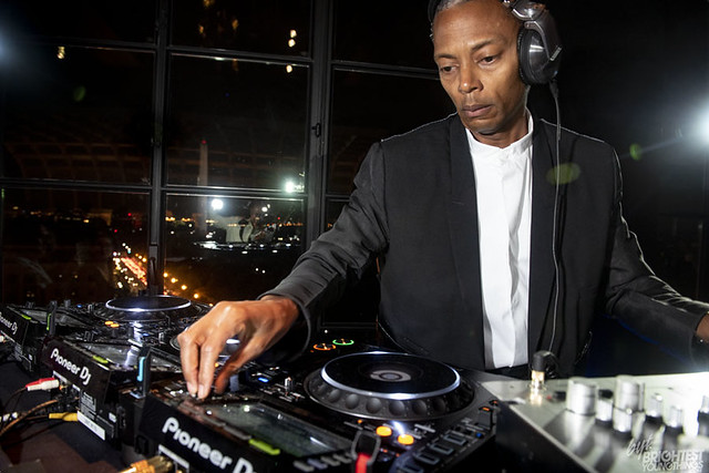 Jeff Mills After Party