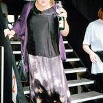 Sägebrecht, Marianne (actress), on the occasion of the ecology fashion show of Britta Steilmann (1992)
