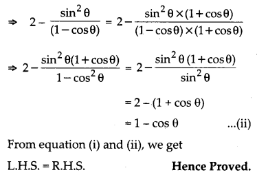 CBSE Previous Year Question Papers Class 10 Maths 2019 (Outside Delhi) Set I Q28.5