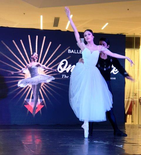 Ballet Manila On Pointe Giselle