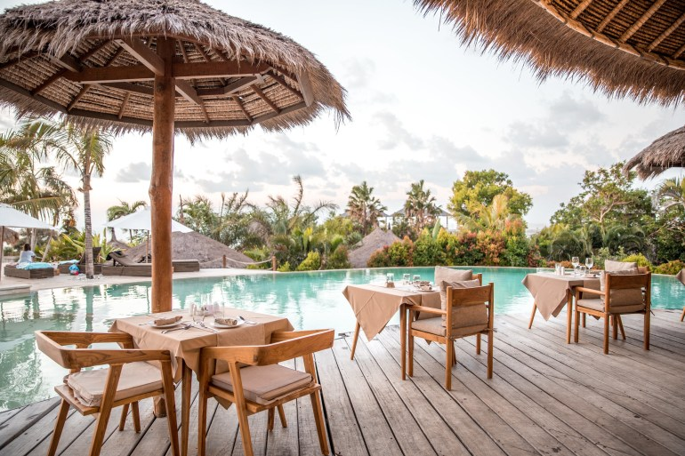 La Joya Balangan Bali Resort - Balangan Beach, Jimbaran, Surf in Bali, Bali Surf, Bali Yoga, Yoga, Jimbaran Resort, Where to stay in bali, surfing in bali | Wanderlustyle.com