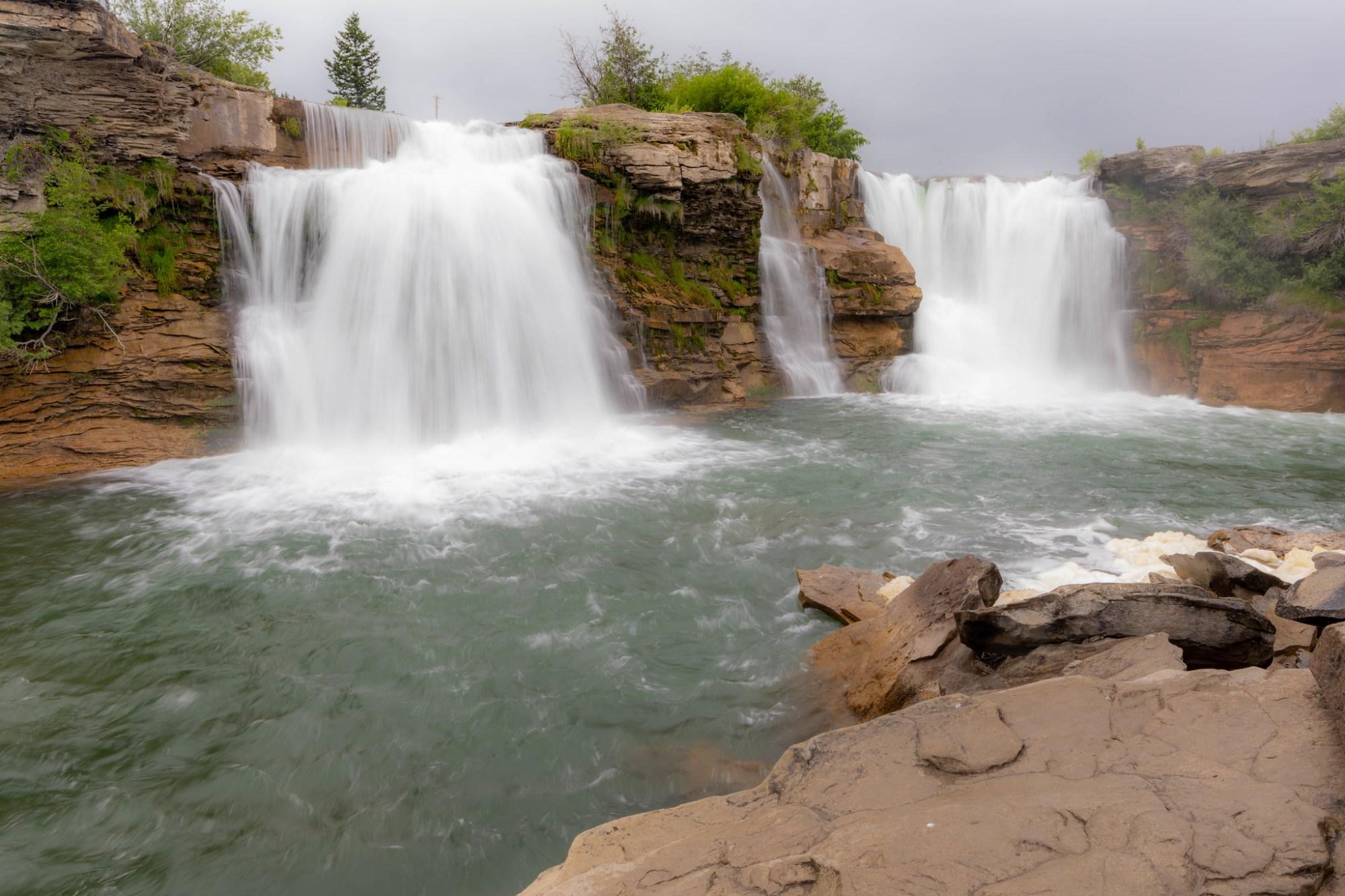 07.04. Lundbreck Falls