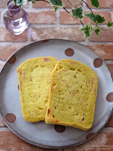 ローズマリー酵母のカレー粉パン 20190723-DSCT0096 (3)