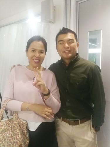 With Panlasang Pinoy