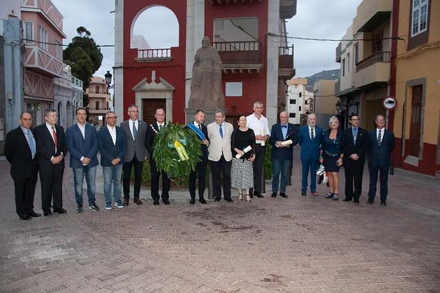 Una historia de la conquista de Canarias, en el capítulo extraordinario del Instituto Canario Rey Fernando Guanarteme