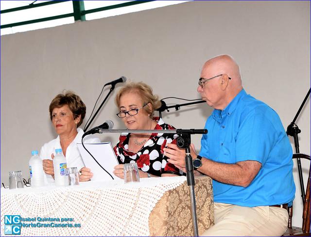 Pregón de las Fiestas de Santa Marta (Valle de los Nueve Bajo) Telde