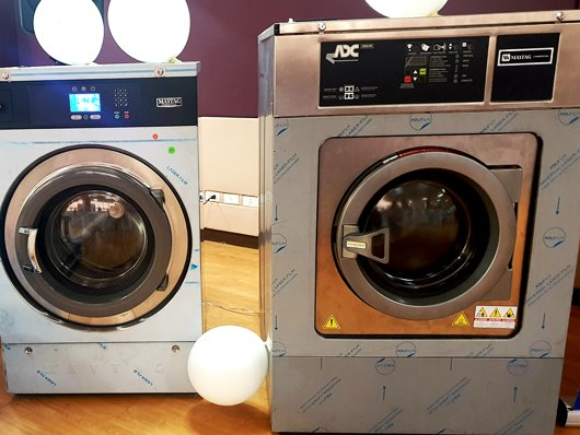 Whirlpool-Maytag Commercial Laundry