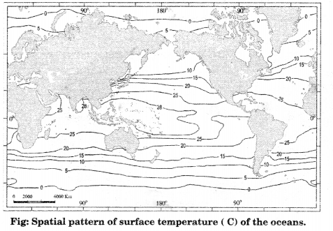 Class 11 Geography NCERT Solutions Chapter 13 Water