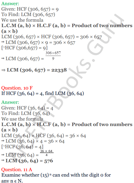 KC Sinha Maths Solutions Class 10 Chapter 1 Real Numbers Ex 1.2 - 28