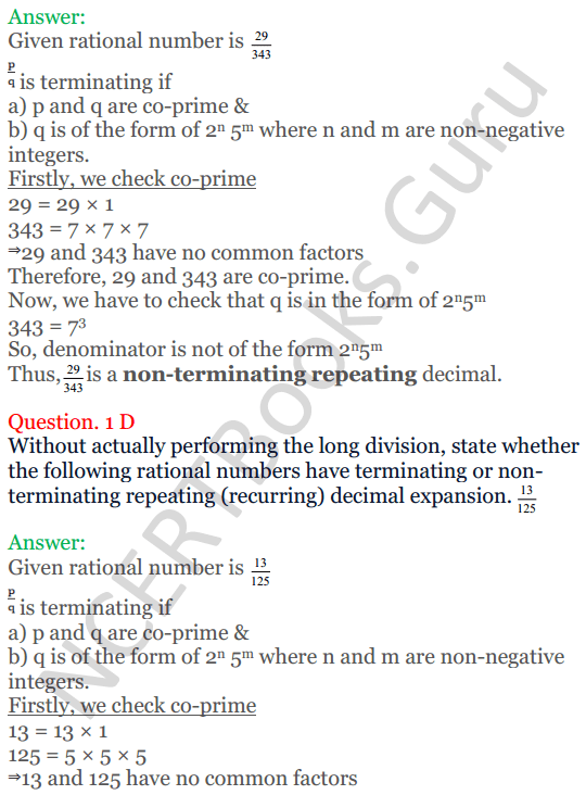 KC Sinha Maths Solutions Class 10 Chapter 1 Real Numbers Ex 1.4 - 3