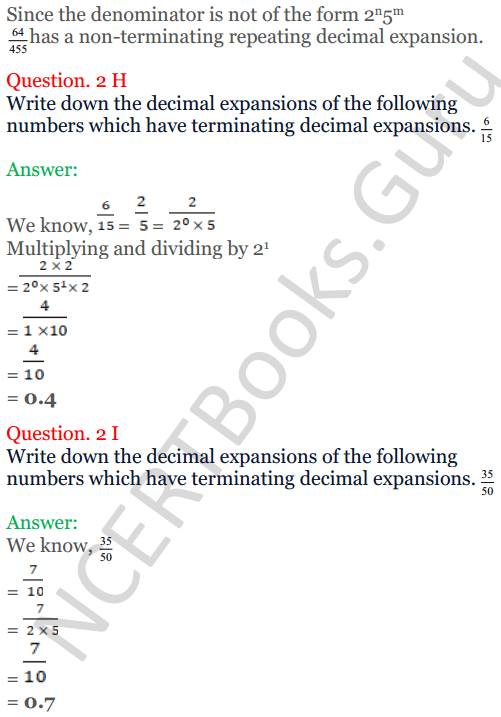 KC Sinha Maths Solutions Class 10 Chapter 1 Real Numbers Ex 1.4 - 14