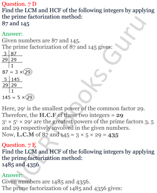 KC Sinha Maths Solutions Class 10 Chapter 1 Real Numbers Ex 1.2 - 15