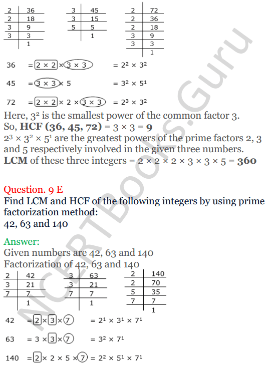 KC Sinha Maths Solutions Class 10 Chapter 1 Real Numbers Ex 1.2 - 24