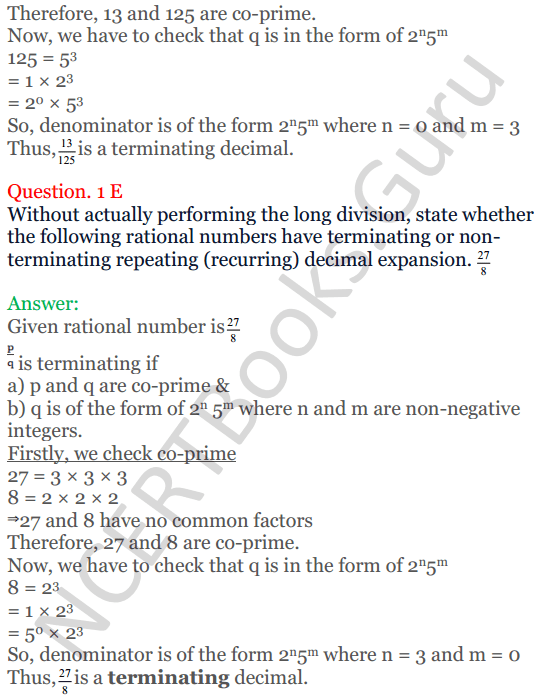 KC Sinha Maths Solutions Class 10 Chapter 1 Real Numbers Ex 1.4 - 4