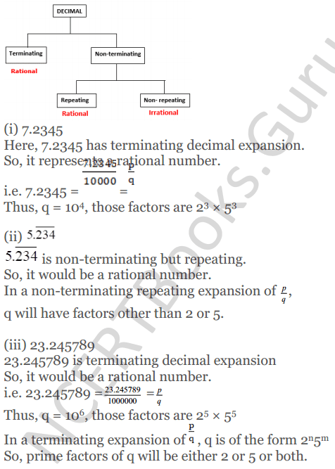 KC Sinha Maths Solutions Class 10 Chapter 1 Real Numbers Ex 1.4 - 17