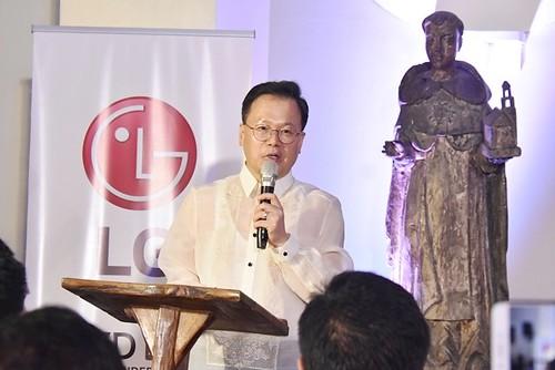 1 LGEPH Managing Director Mr. Inkwun Heo