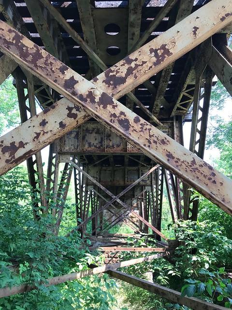 Powassan - Train bridge