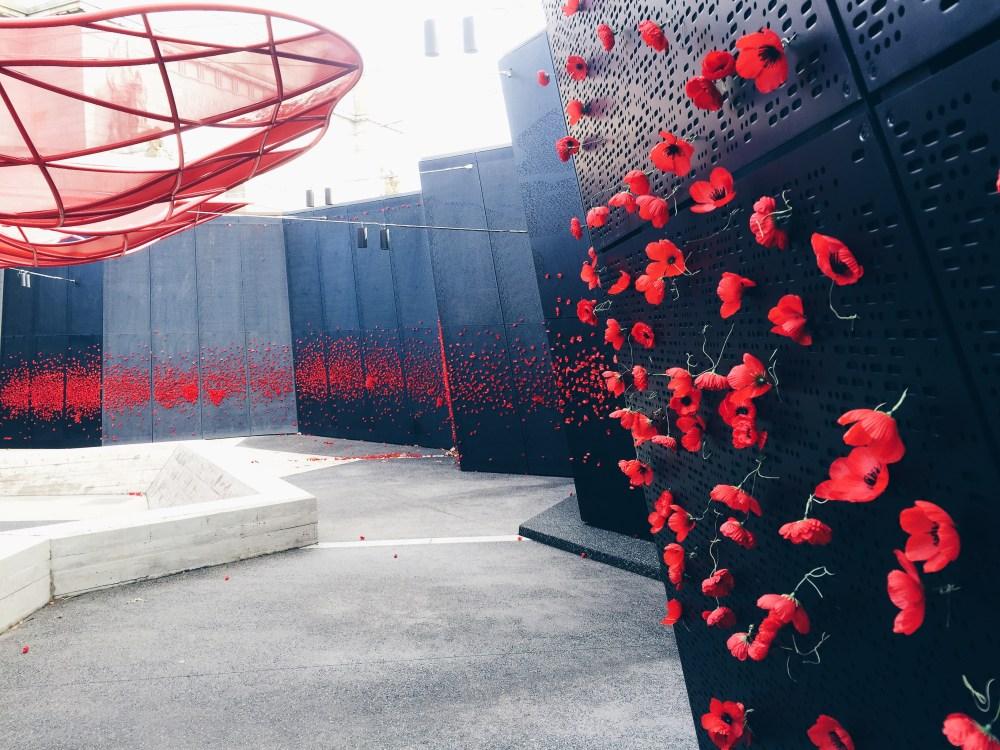 1 July 2016: Shrine of Remembrance | Melbourne, Australia