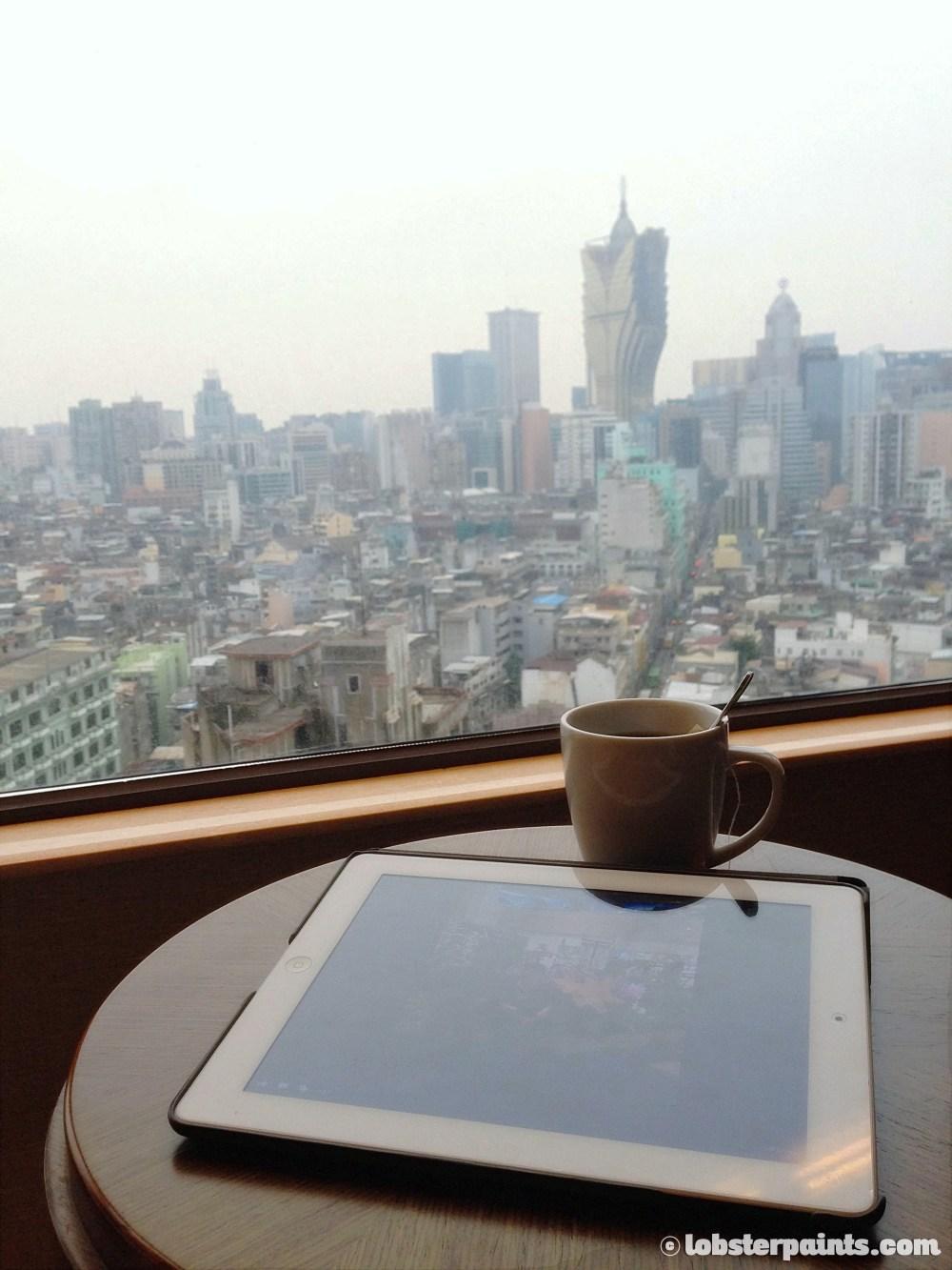 Good morning Macau   Macau, China
