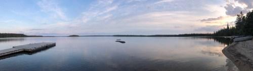 Fushimi Lake Provincial Park - Panorama copy